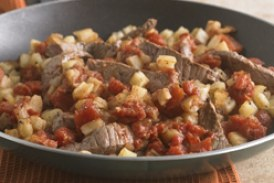 Beef and Potato Skillet