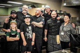 Chef's For Shelter House